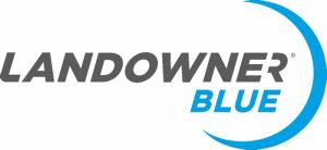 Landowner blue logo